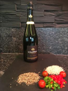 Champagne «Brut»