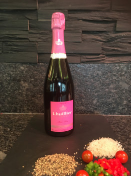 Champagne «Rosé»