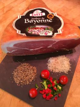 Jambon Bayonne