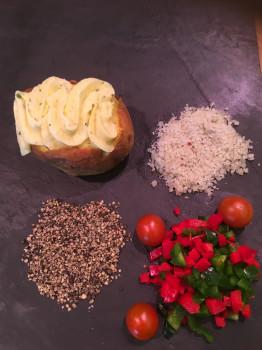 Pomme de terre chaumière
