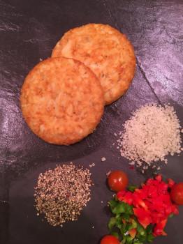 Pomme de terre en galette